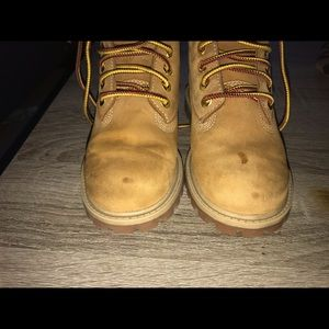 Timberland Shoes - Toddler size 12 timberland boots